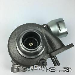 1.6 D Turbolader Volvo D4164T 740821-0001 80KW 109PS C30 S40 II V50