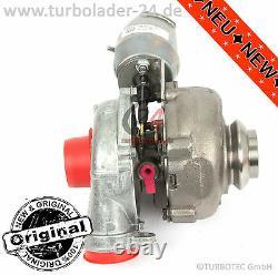 753420-5005S Turbolader 1.6 HDI TDCI 80kw 109PS Original Garrett GT1544V NEU
