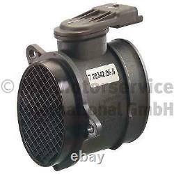 Air Mass Sensor fits CITROEN Flow Meter Pierburg 1610874680 1920GV 9650010780