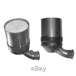 BM11103 Exhaust DPF Diesel Particulate Filter