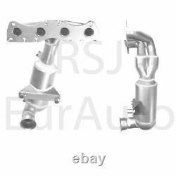 BM91480H Catalytic Converter PEUGEOT 207CC 1.6i 16v (EP6 engine) 2/07-1/10 mani