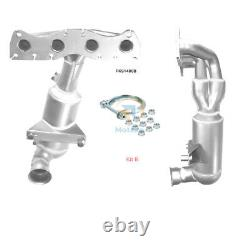 BM91480H Exhaust Approved Petrol Catalytic Converter +Fitting Kit +2yr Warranty