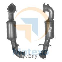 BM91499H Exhaust Catalytic Converter MINI COOPER S 1.6T Mk. 2 8/06