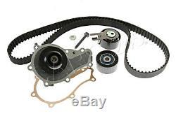 BOSCH Timing Cam Belt Kit + Water Pump Fits Ford Mini Peugeot Volvo 1.6L 2003