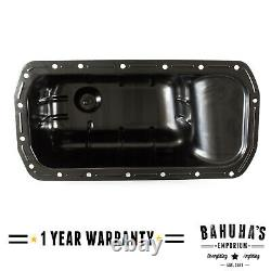 Brand New Steel Oil Sump Pan For A Peugeot 107/206/207/208/307/308/407/508