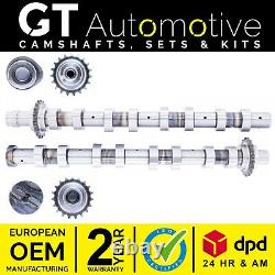 Camshaft Set For Citroen Ford Peugeot 1.6 Hdi Tdci Dv6b Dv6ated 0801. Z9 0801ah