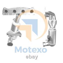 Catalytic Converter MINI ONE 1.4i 16v Mk. 2 (N12B14A) 3/07-4/11