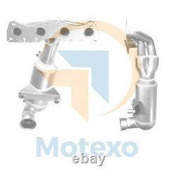 Catalytic Converter PEUGEOT 208 1.4VTi EP3C(8FS) 3/12