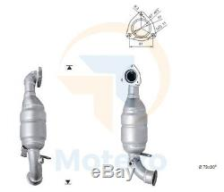 Catalytic Converter Peugeot RCZ 1.6i THP EP6CDT (5FV) 5/2010 Euro 5+6