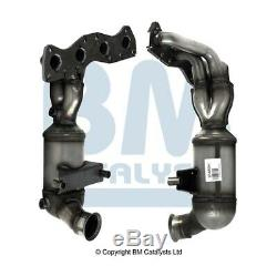 Catalytic Converter Type Approved fits MINI COOPER R56 1.6 06 to 13 BM Quality