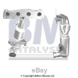 Catalytic Converter Type Approved fits MINI ONE R56 1.4 Front 06 to 10 N12B14A