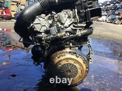 Citroen Peugeot 1.6 Diesel Hdi 107 Bhp Dv6ted4 Engine 89k Miles