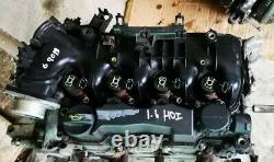 Citroen Peugeot Ford Volvo 1.6 Hdi 90 9hx 9hz Dv6 9h02 Engine Pump + Injectors