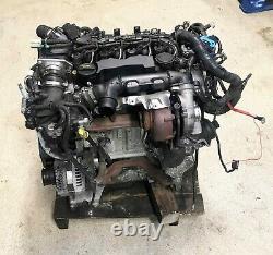 Complete Engine Citroen Peugeot Ford Mazda Mini Volvo 1,6 HDI DV6TED4 116.000 Km