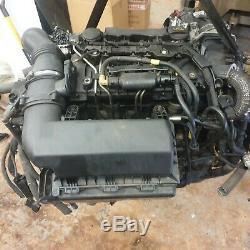 Complete Engine Mini Cooper Citroen Peugeot 2011 Code 9hz