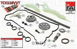 Complete Timing Chain Kit Fits Mini/Citroen/Peugeot 1.6 Petrol Engines