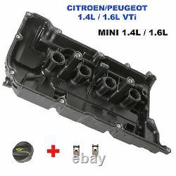 Cover Rocker Arm Joint Cylinder Head Berlingo Partner C3 308 1,6 Vti V757272480