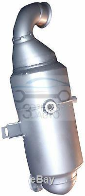 DPF PEUGEOT 3008 1.6HDi 9HZ (DV6TED4) 6/09-4/11 (Euro 4)