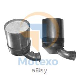 DPF PEUGEOT 307SW 1.6HDi 9HZ (DV6TED4) 6/05-4/08 (Euro 4)