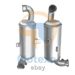 DPF PEUGEOT 407 1.6HDi 9HZ (DV6TED4) 5/04-4/11 (Euro 4)