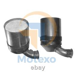 DPF PEUGEOT 5008 1.6HDi 9HZ (DV6TED4) 9/09-4/11 (Euro 4)