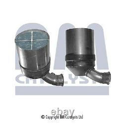 Diesel Particulate Filter DPF fits MINI COOPER R56 1.6D 07 to 10 3007273RMP Soot