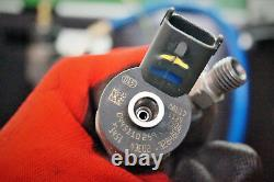 Einspritzdüse 0445110259 Injektor Ford Focus C-Max Citroen Peugeot 1,6 TDCI HDi