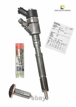 Einspritzdüse Injektor Citröen C3 C4 C5 Xsara 1,6 HDI 0445110259 Euro4 BOSCH