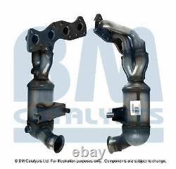 Exhaust Cat fits MINI CLUBMAN COOPER 1.6i Mk. 2 (N12B16A) 10/07-4/11-BM91480H
