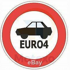 Exhaust Catalytic Converter PEUGEOT 207 1.6 EP6 1/2007 / EURO 4