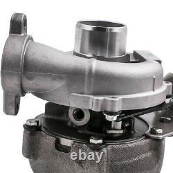 Exhaust Turbo For Ford Peugeot Citroen 1.6 HDI DV6 110 GT1544V 753420 + gasket