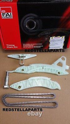 FAI Timing Chain Kit TCK118NG BMW 1 MINI R56-61 CITROEN PEUGEOT 1.4 1.6 VTI 16V