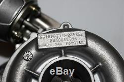 FORD FOCUS TURBO TURBOCHARGER 1.6 DIESEL TDCi DV6 ENGINE 110PS/BHP