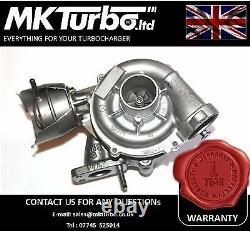 FORD FOCUS TURBO TURBOCHARGER 1.6 DIESEL TDCi DV6 ENGINE 110PS/BHP MELETT U. K