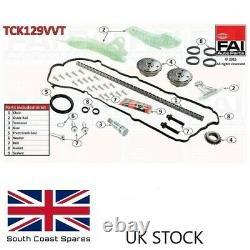 Fai Timing Chain Kit Bmw Citroen Mini Peugeot 208 308 508 Tck129vvt