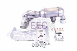 For Peugeot 207 308 Citroen C3 C4 Mini R56 Type Approved Catalytic Converter EEC