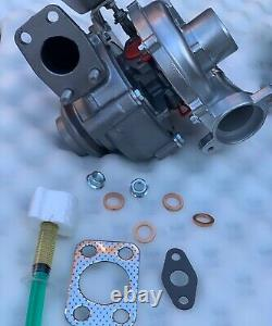 Ford Focus 1.6 TDCI 109 HP TURBO C-MAX MONDEO 753420 Turbocharger+ Gaskets. 01