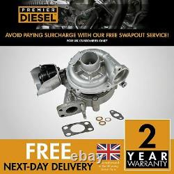 Ford Focus Mazda 1007 1.6 HDI 753420 80 Kw 109 HP Turbocharger Turbo + Gaskets