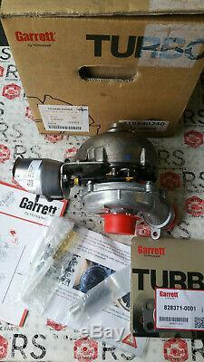 GARRETT Turbocharger Peugeot 1,6 HDi 80kw MINI Mazda Volvo 1.6 D TDCi +Gaskets
