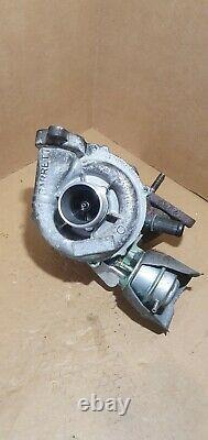 GENUINE Turbocharger Citroen C4 / Peugeot 1.6 HDi 9660641380