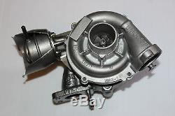 GT1544V 753420 FOCUS MAZDA 3 PEUGEOT 307 VOLVO S40 1.6L DV6T 109HP TurboCharger
