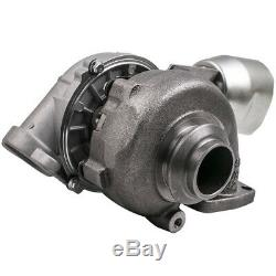 GT1544V Turbo charger for Ford FOCUS C-MAX CITROEN 1.6L 1.6HDI 110BHP DV6TED4