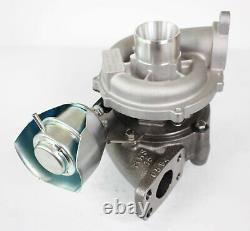 GT1544V Turbocharger for FORD Focus, C-Max, Mondeo 1.6 TDCI. 109 BHP. 753420
