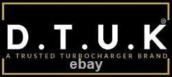 Garrett Turbocharger Turbo Chra Core Cartridge Citroen Peugeot 1.6 Hdi 110bhp