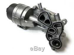 Genuine Engine Oil Cooler for PSA Peugeot Citroen C4 C5 DS3 DS4 DS5 1.6 THP EP6