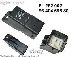 Genuine Peugeot Citroen (02-10) Diesel 8-Pin Relay Glow Plug 9640469680 51252002