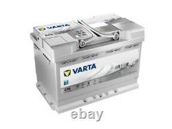 Genuine Varta AGM Car Battery 570901076D852 E39 Type 096 70Ah 760CCA Quality