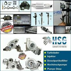 Injektor Bosch 0445110259 Citroen C3 C4 C5 1.6 HDi Ford Focus II 1.6 TDCi