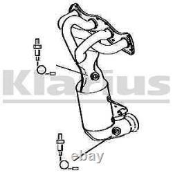 Klarius Catalytic Converter Catalyst + Exhaust Front Pipe 322736 5 YR WARRANTY
