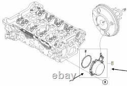 MINI R56 R55 Cooper S Brake Vacuum Pump Pierburg, BMW OE 11667556919